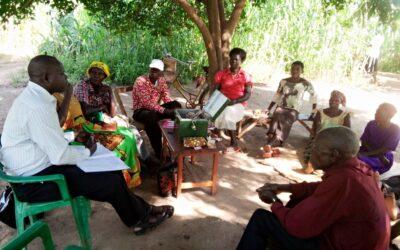 Meet Patrick Kidega, Project Coordinator for WNSP