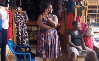 Amongi Winnie Prossy Arach Success Story